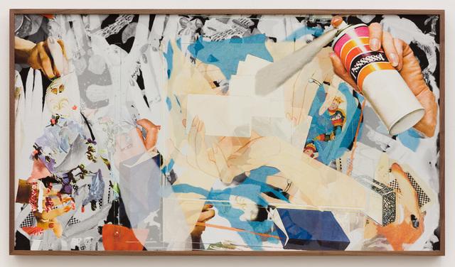 , 'Untitled (Game),' 2018, Anat Ebgi