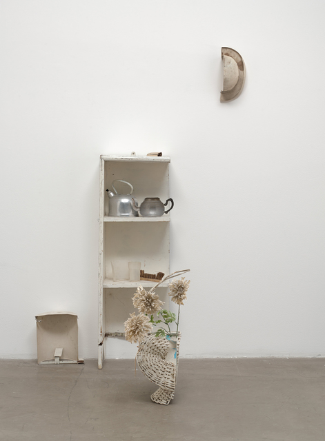 , 'Half-A-Room (detail),' 1967, The Museum of Modern Art