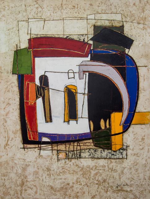 , 'Floating City IV,' 2017, Addis Fine Art