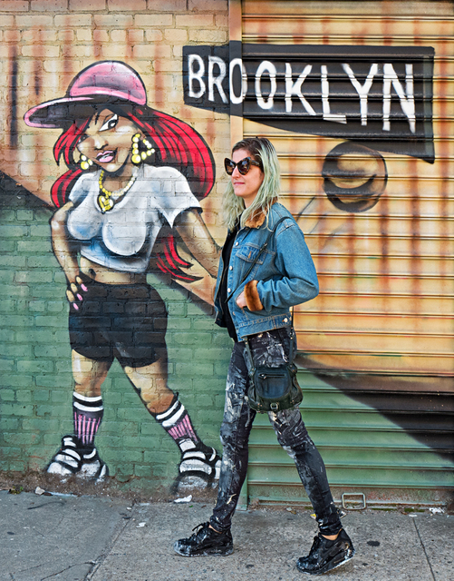 , 'Lady With Sunglasses, Bushwick,' , Soho Photo Gallery