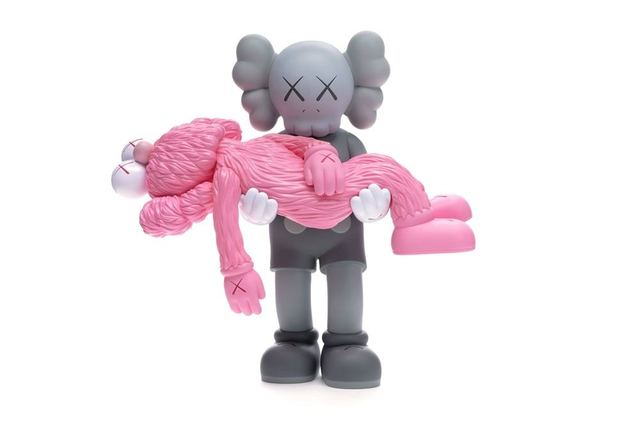 "KAWS, '""Gone"" Pink Edition', 2019, New Union Gallery"
