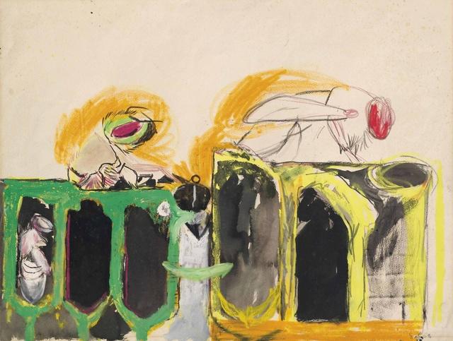 , 'Study for Bees,' 1963, Christopher Kingzett Fine Art
