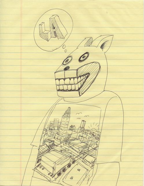 """Gilbert """"Magú"""" Luján, 'Untitled', Craig Krull Gallery"""