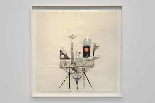 , 'Outpost Three (Lander One),' 2014, Shoshana Wayne Gallery