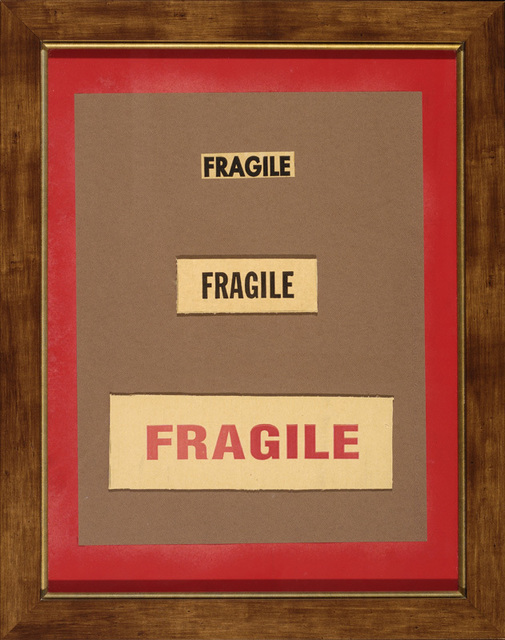 Jim Gemake, 'Fragile', THE WHITE ROOM GALLERY