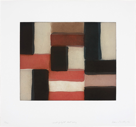Sean Scully, 'Wall of Light Red Grey,' 2002, Phillips: Evening and Day Editions