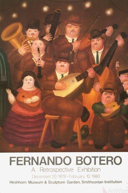 , 'Los Musicos,' 1980, ArtWise