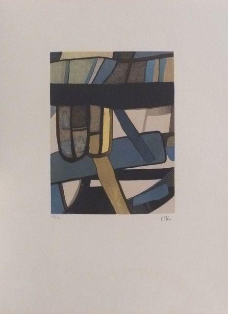 Maurice Estève, 'Bredin ', 1971, Print, Lithograph on paper, Le Coin des Arts