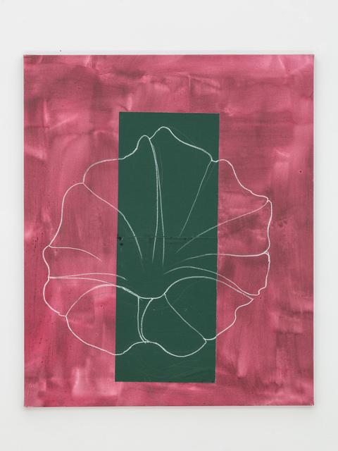 , 'Ipomée 1,' 2008, La Forest Divonne