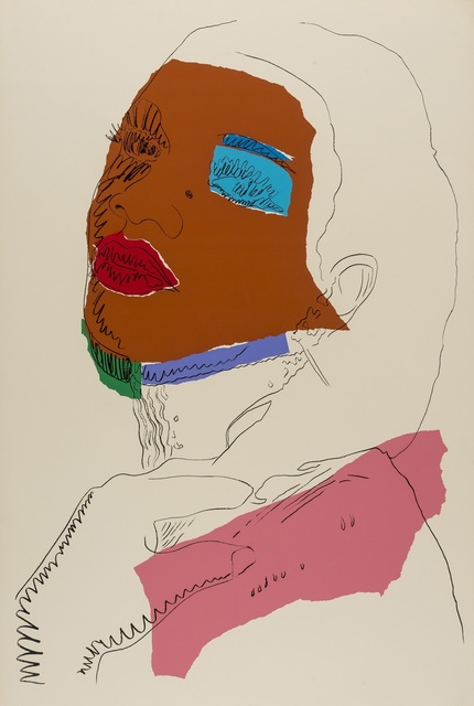 Andy Warhol, 'Ladies and Gentlemen (Feldman & Schellmann II.127)', 1975, Forum Auctions