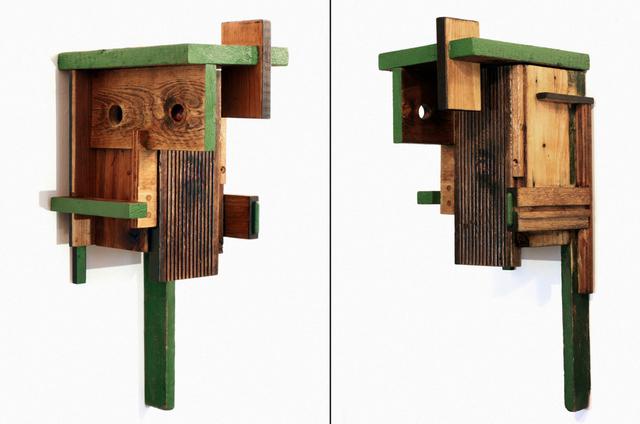 , 'Birdhouse 5A,' 2015, Kisterem