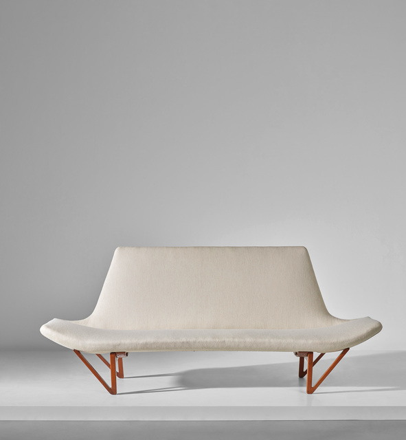 Edvard and Tove Kindt-Larsen, 'Early and rare sofa', Phillips
