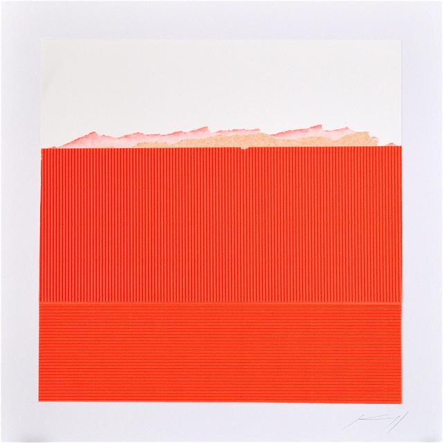 Edgar Knoop, 'Horizonte 14', 2015, O-68