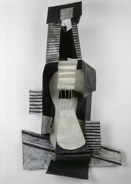 , 'Guitar,' 1924, The Museum of Modern Art