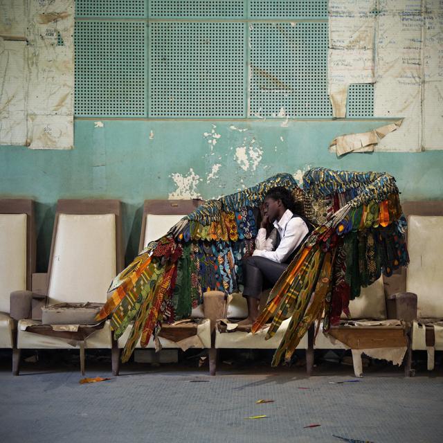 , 'Malaïka Dotou Sankofa #3bis,' 2017, L'agence à Paris