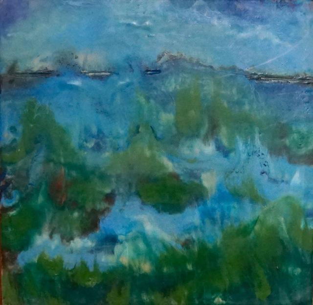 Kitty Caparella, 'Turbulent Wetlands', 2013, InLiquid