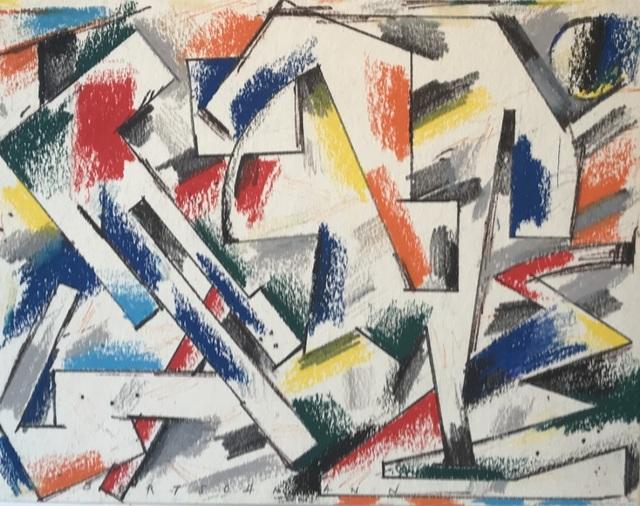 , 'Uptown Series No. 1,' ca. 1975, Quogue Gallery