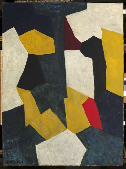 , 'Composition Abstraite,' ca. 1966, Opera Gallery