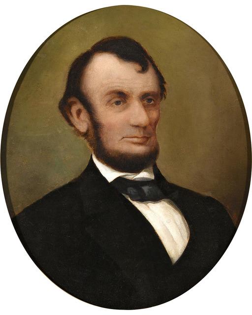 , 'Abraham Lincoln – A Portrait,' 1865, M.S. Rau Antiques