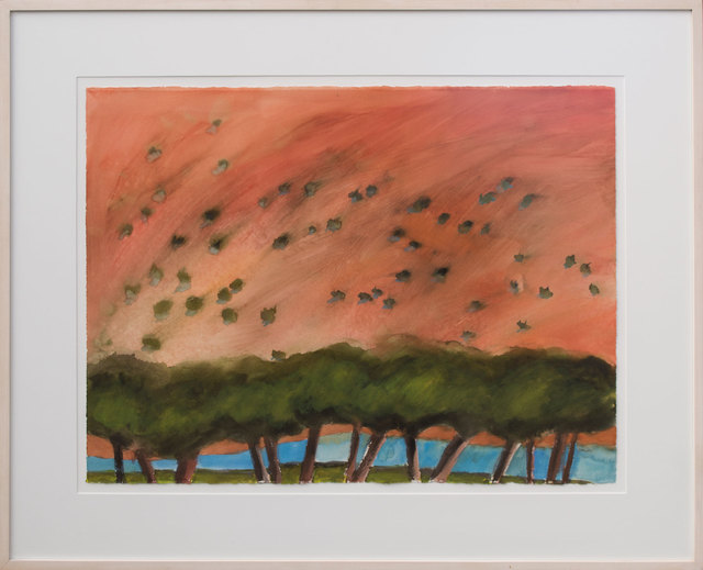Elaine Holien, 'Trees on the Chama', Owen Contemporary
