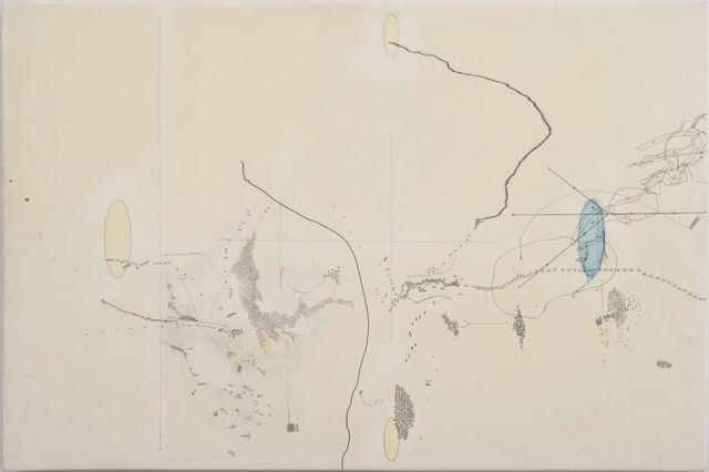 Julie Mehretu, 'Not Quite Armageddon', 1997, McClain Gallery
