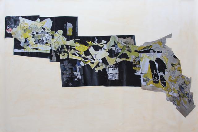 , 'En amarillos ,' 2017, Galería Quetzalli