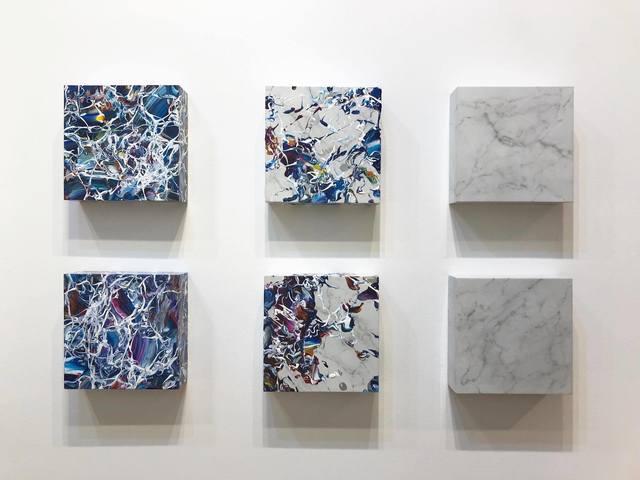 , 'Untitled (set),' 2017, S.A.C. Gallery Bangkok