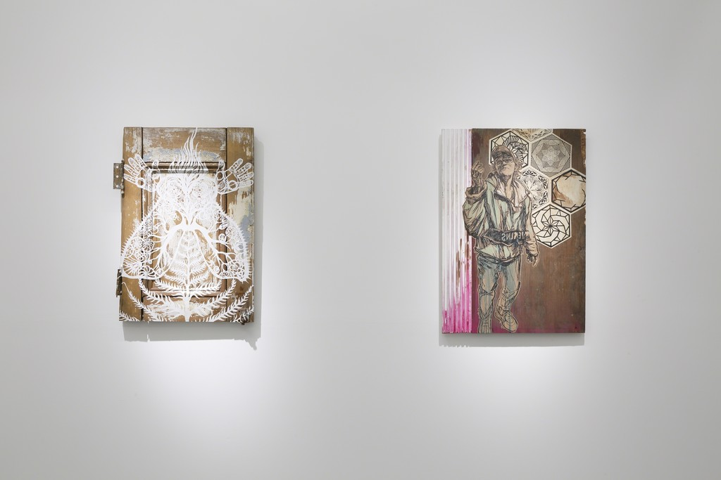 works by SWOON
