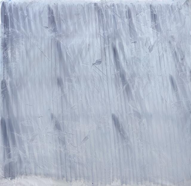 , 'Cuando una pintura se cae al piso parece una mujer desfalleciendo,' 2014, Nora Fisch