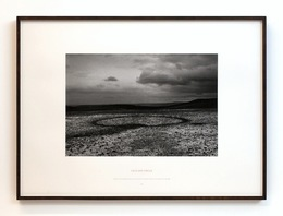 Richard Long, 'Cold Day Circle', 1994, Kayne Griffin Corcoran