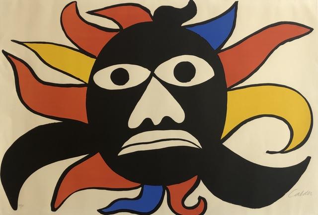 Alexander Calder, 'Black Sun', 1969, Denis Bloch Fine Art