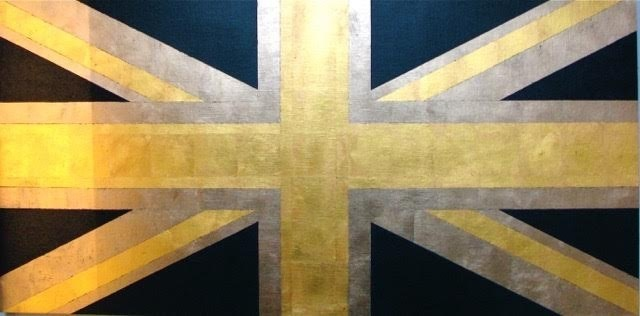 , 'Union Jack (Blue) ,' , Beth Urdang Gallery
