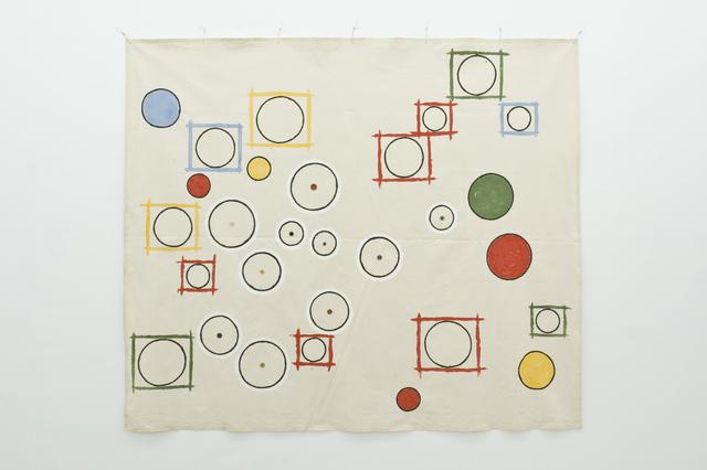 , 'Button painting,' 1998, Maisterravalbuena