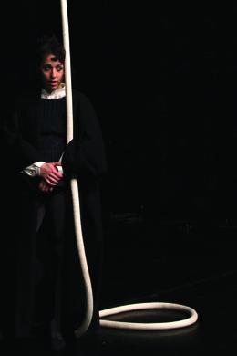 "Corin Sworn, ""Silent Sticks"", production still © the artist"