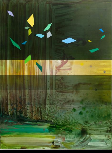 , 'Sun Pillar 1,' 2019, Gow Langsford Gallery