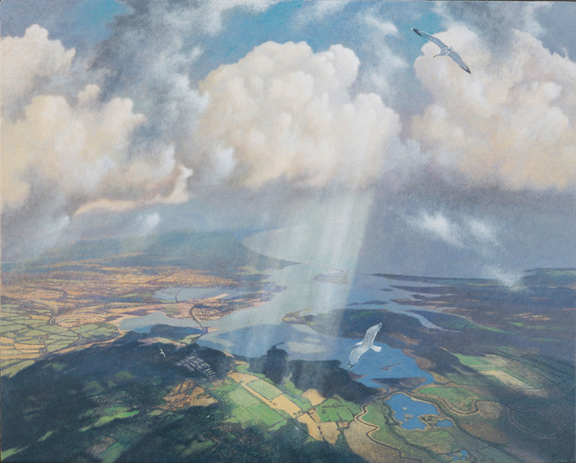 , 'Convergence over Poole Harbour,' , Jonathan Cooper