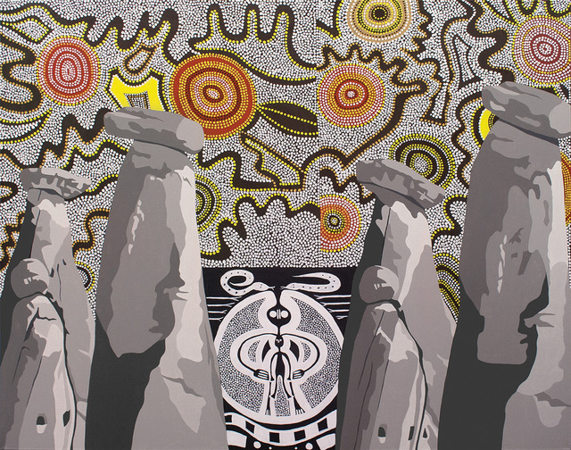 , 'Alien Arival,' 2013, Walter Wickiser Gallery