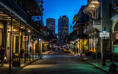 , 'Visit to New Orleans,' 2017, ICI Annual Benefit & Auction 2016