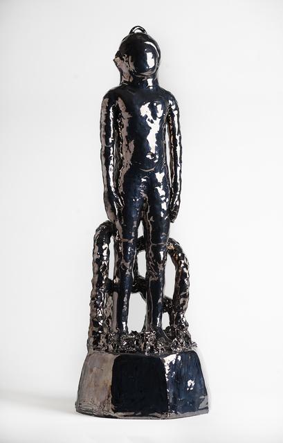 , 'Space Figure,' 2016, Abmeyer + Wood Fine Art