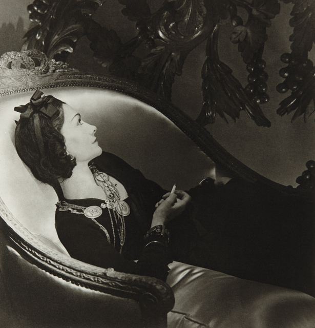 Horst P. Horst, 'Coco Chanel, Paris', 1937, Phillips