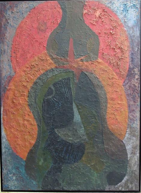 , 'Llanto Socavado,' 1966, GAM (Galería de Arte Mexicano)