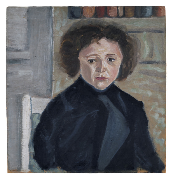 , 'Portrait of Georg Schönberg,' 1910, The National Gallery, London