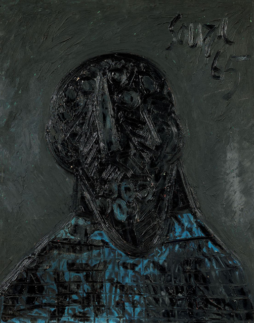 , 'Untitled (Head),' 1965, Aicon Gallery