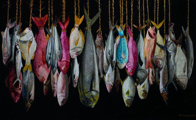 , 'Pescados Varios,' 2013, Ruiz-Healy Art