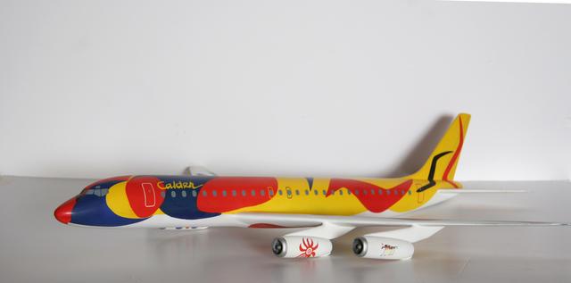 Alexander Calder, 'Braniff Airplane - Brasilia', ca. 1975, RoGallery