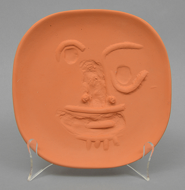 Pablo Picasso, 'Visage aux yeux ronds (Round-eyed Face)', 1960, Masterworks Fine Art