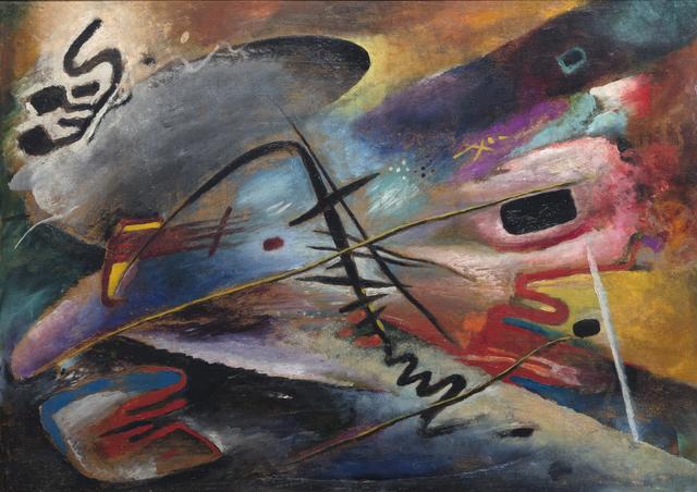 Rudolf Bauer, 'Larghetto III', 1919, Heather James Fine Art