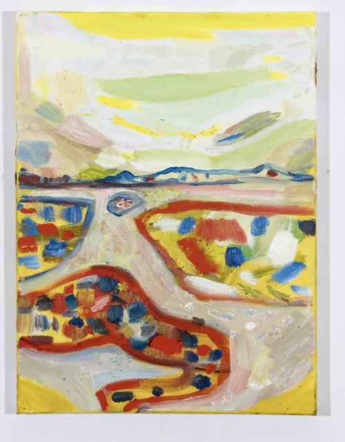 Lisa Sanditz, 'Landscape Color Study 27', 2019, Painting, Oil on canvas, Jonathan Ferrara Gallery