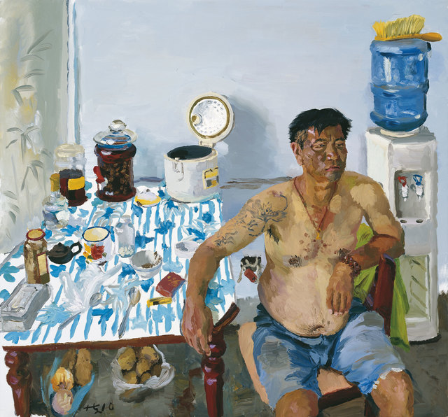 , 'Xuzi at Home,' 2010, Faurschou Foundation
