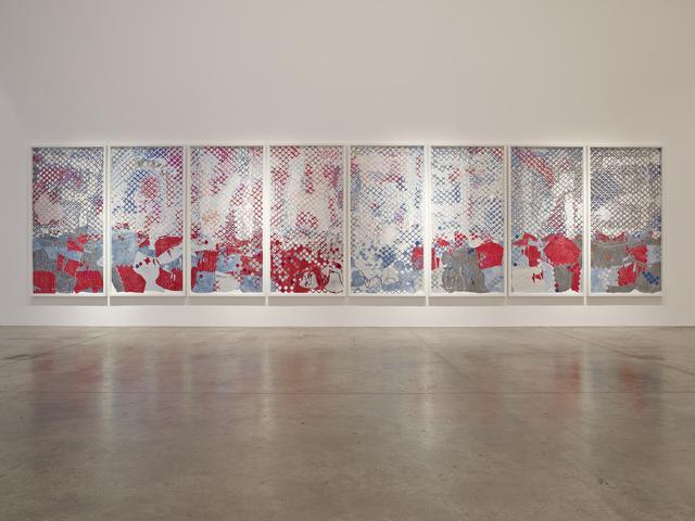 , 'ENTRANCE,' 2014, Victoria Miro